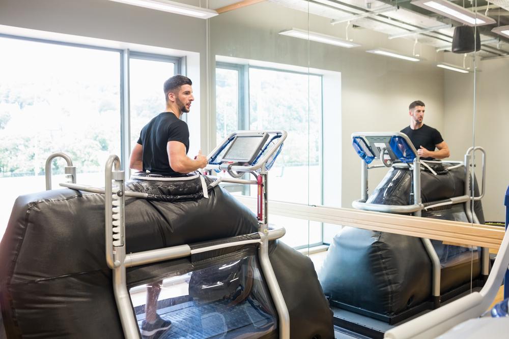 The Amazing Benefits Of The Alterg Anti Gravity Treadmill